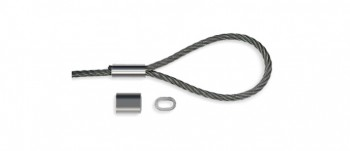 Alupresshülsen / Aluminium Pressklemmen, EN 13411-3