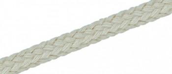 Baumwoll-Seil, hohlgeflochten / Zauberseil