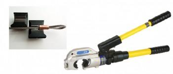 Hydraulische Presszange - DIN/EN 14311-3 Oval Pressklemmen