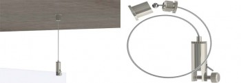 Display - Drahtseilhalter Typ15 - Drahtseil: 1,0mm - 1,5mm