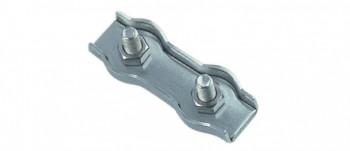 Duplex Seilklemmen 1,5 - 10,0mm