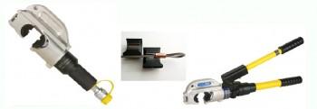 Hydraulik Presszangen Serie C4.. - DIN/EN 14311-3 Oval/Rund Pressklemmen