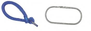 Dyneema Soft Schäkel und D-Loops