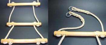 Strickleitern / Sprossenleitern in vielen Längen