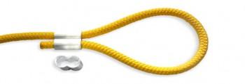 SYNGRIP Pressklemmen für Faserseile