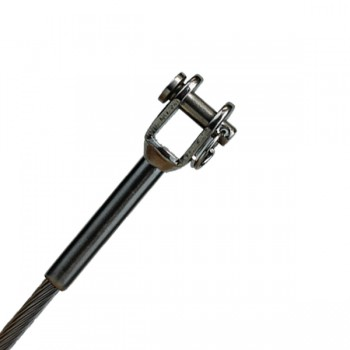 Mini Gabel-Walzterminal 3,0 - 8,0mm Drahtseil