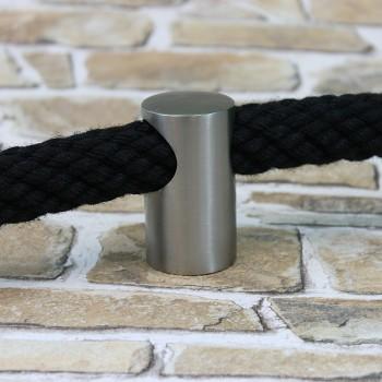 """Seilträger New Line """"Nickel matt"""" für 30mm Handlaufseil"""