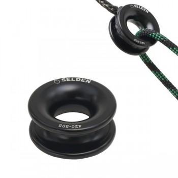 Selden - Aluminium Ringkausch/Thimbels - Ø 50/22mm - Arbeitslast 3000kg