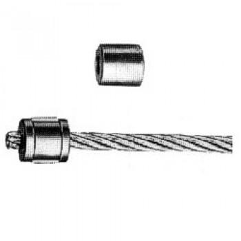 Presszange für 0,8 - 1,4mm Hülsen / Nicopress® 17B4B