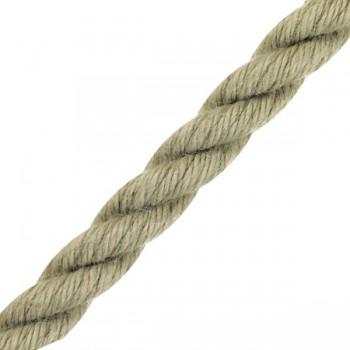 Spleitex Tauwerk, hanffarbig 12mm ø, Bruchlast 1100daN