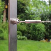 GK26 Selbstmontage Set mit 6mm Drahtseil