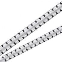 XTR Gummileine / Gummischnur 6mm ø - 100mtr. Spule - weiß