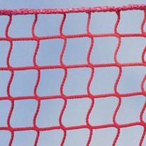 Universal Schutznetz - Rot- Höhe 1,0mtr. / Meterware