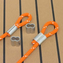 SYNGRIP - Pressklemmen NG12 für 12mm Faserseile