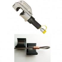 Hydraulik Presskopf C43H - für DIN/EN Pressklemmen