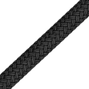 Handlaufseil / Absperrseil 25mm ø  - schwarz
