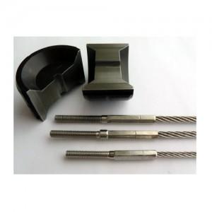 Pressbacken für 1,5mm bis 10mm Terminal's