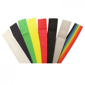 Polypropylen Gurtband, farbig - 50mm Breite / 50mtr. Rolle