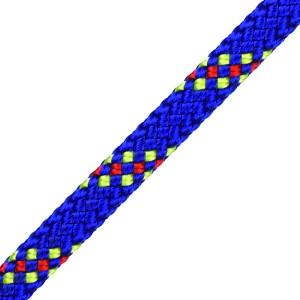 Safe Blue - Normfähiges Halbstatikseil / 9,0mm Ø / Bruchlast 2400daN / 200mtr Spule