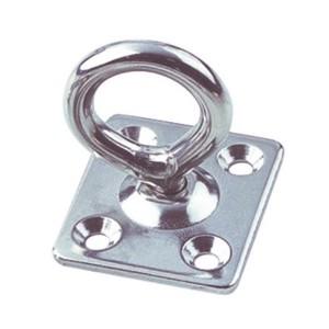 Augplatte mit Wirbel - 8mm Ring / 1015763