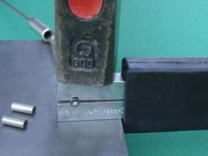 SBD - Presswerkzeug für 3mm Terminal-Spanner