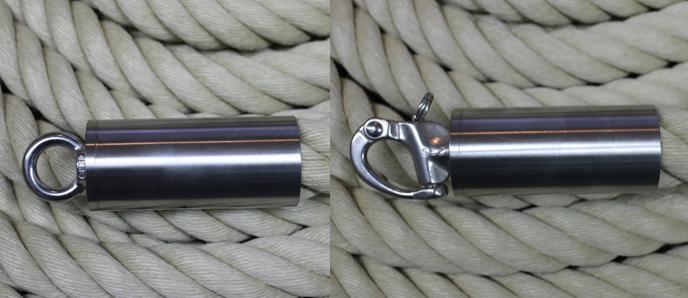 Seilendkappe Outdoor 30 und 40mm