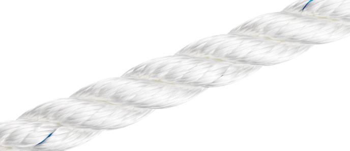 Multifil-Tauwerk 6-24mm ø - weiß
