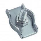 Simplex Seilklemmen 1,5 - 2,0mm Drahtseil