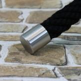 """Seilendkappe """"Edelstahl matt"""" für 30mm Handlaufseil"""