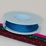 Blau / Takelgarn 1,0mm ø - farbig - 20mtr. Rolle - Art.Nr. 499101