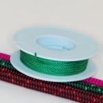 Grün / Takelgarn 1,0mm ø - farbig - 20mtr. Rolle - Art.Nr. 499101