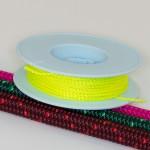 Neongelb / Takelgarn 1,0mm ø - farbig - 20mtr. Rolle - Art.Nr. 499101