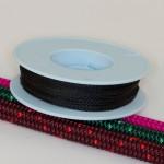 Schwarz / Takelgarn 1,0mm ø - farbig - 20mtr. Rolle - Art.Nr. 499101
